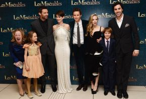 World Premiere of 'Les Misérables'